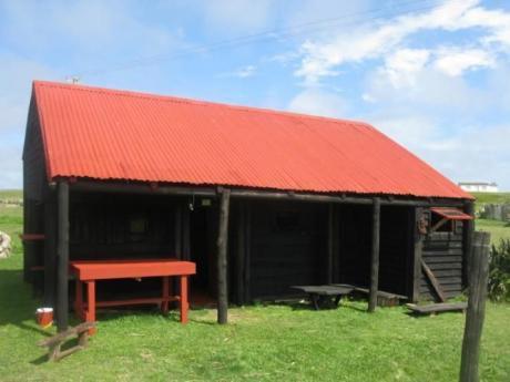 Rancho En Cabo Polonio