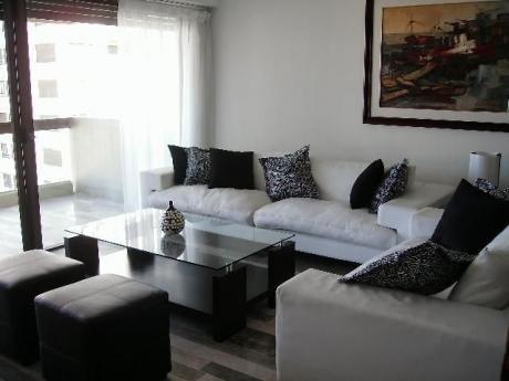 Apartamento Frente Al Mar En Edificio Parquemar Center