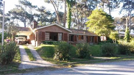 Punta Del Este Chalet 4 Dorm-4 Cuadras De Brava San Rafael.