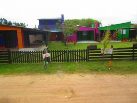 Linda Casa En Alquiler Barra Del Chuy