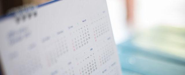 Verano 2017/2018: las fechas clave de esta temporada