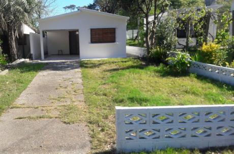 Alquilo Cómoda Casa En La Aguada