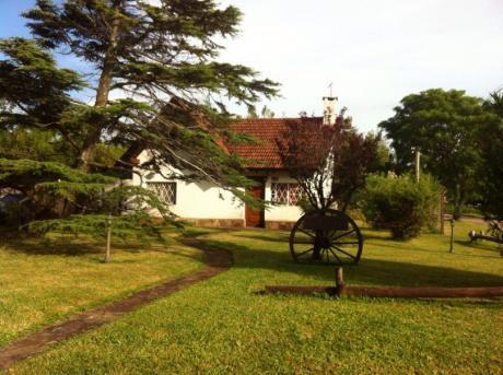 Casa Ideal Para Descansar En Parque Del Plata