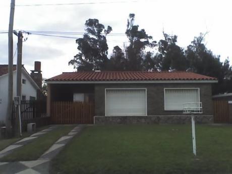 Alquilo Casa En Costa Azul (canelones)