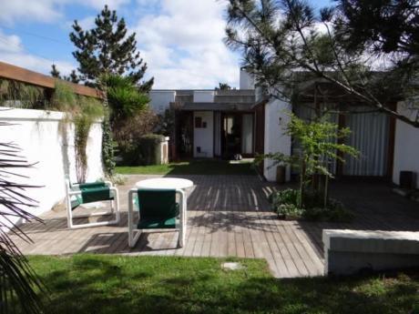 Casa En La Paloma Arbolada A 300m Playa La Balconada