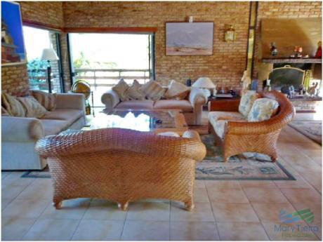 En Venta.. Gran Residencia En Punta Del Este!