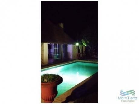 Cerca De La Playa, Casa En Alquiler De Temporada, Pinares, Punta Del Este