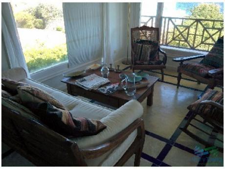 Hermosa Casa En Lo Alto  Del Chorro.. - Luminosa - Con Linda Vista Al Mar
