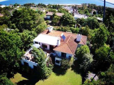 Casa En Punta Ballena - Ref: Pb215
