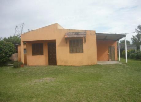 Casa En Barra Del Chuy-uruguay