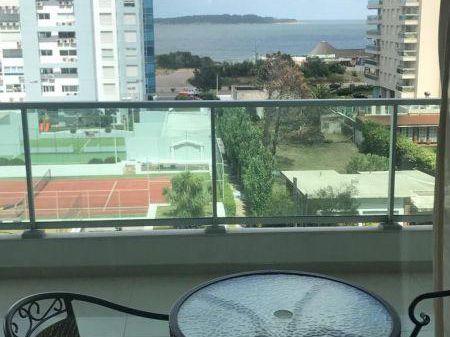 Excelente Ubicaciã³n, Vista Al Mar Y Edificio Con Amenities