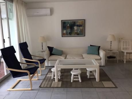Apartamento En Alquiler Temporada En Punta Del Este