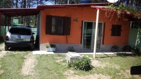 Casa En Alquiler Temporada En Barra Del Chuy