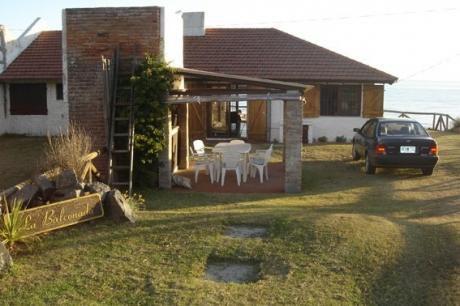 Alquiler Casa, San Luis, Canelones, Frente Al Mar