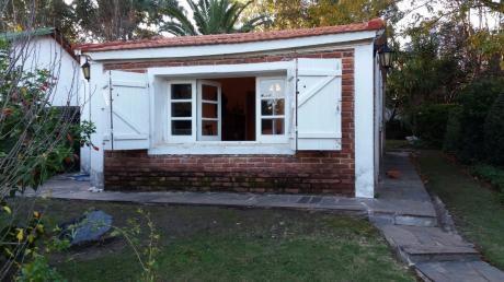 Comoda Casa  3 Cuadras Del Mar, 2 Dormitorios 1 Baño