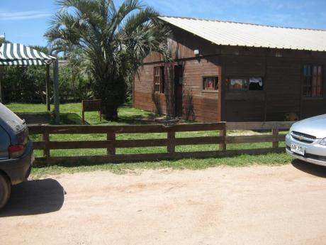 Cabaña Para Familias Con Capacidad De 8 Personas, En 4 Dorm.