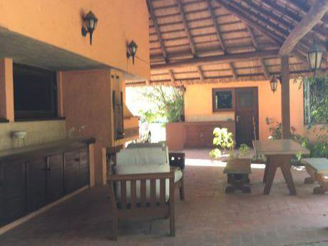Casa En Alquiler Temporada En Playa Montoya