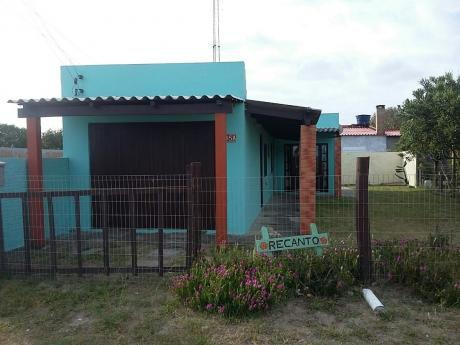 Hermosa Casa En Balneario Hermenegildo