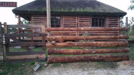 Alquilo Cabaña Santa Isabel De La Pedrera