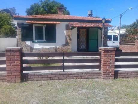 Alquilo Casa En Los Titanes A 2 Cuadras De La Playa