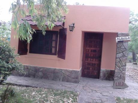 Alquiler Casa En Balneario Los Titanes-la Tuna (km 64.50)