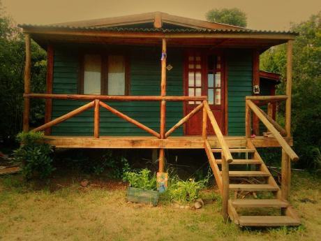 Alquilo Cabaña En Playa Hermosa Ideal Para 2 O Tres Personas