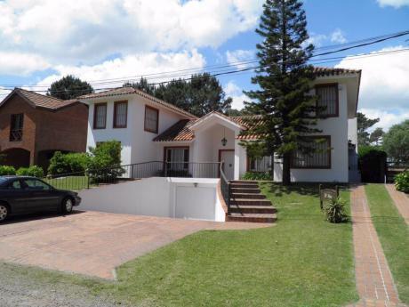 Casa En Alquiler Temporada En Punta Del Este