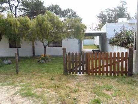 Casa Para 4 Personas A 2 Cuadras De La Playa