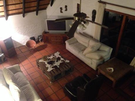 Cabaña  Parada 35 Pinares Punta Del Este/findesem/anual /men