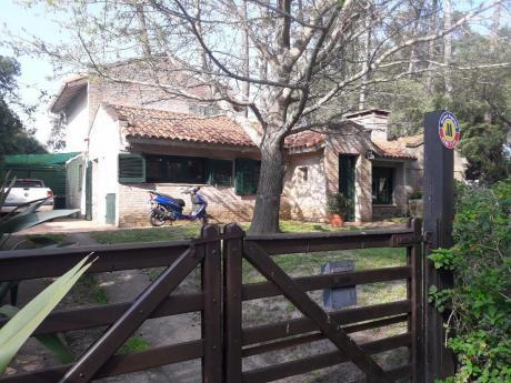 Alquilo Casa  En San Rafael A 3 Cuadras  Playa Brava Pda10