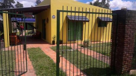 Casa Excelente Con Piscina Solar Climatizada