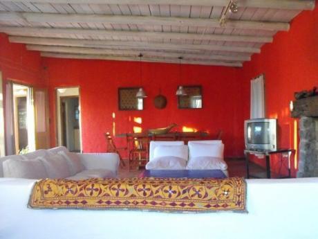 Casa Tipo Campo A 2 Km Playa  Zona Chacras Manantiales