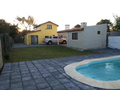 Casa C Barbacoa, Piscina,  Super Equipada, Casi La Playa