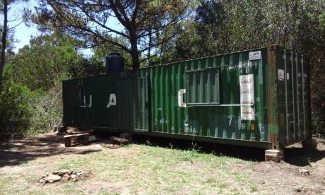 Alquilo Casa Container En Santa Isabel De La Pedrera