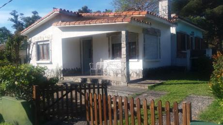 Casa Para 4 Personas En Barrio Tranquilo.
