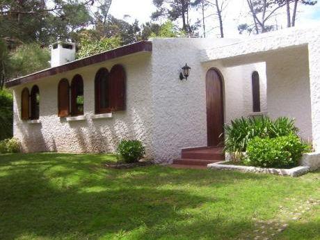 Pinares Punta Del Este Chalet  Las Marias