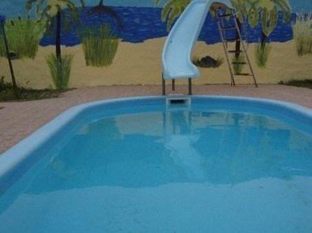 Aalquilo Casa Dos Dormitorios Con Piscina Con Tobogan