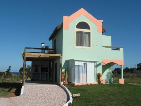 Alquilo Espectacular Casa En Punta Negra (piriápolis)
