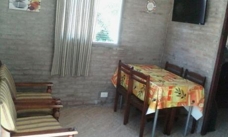 Casa Para 4 Personas En Playa Grande