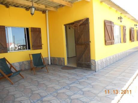 Alquiler Casa En Aguas Dulces Rocha Para 9 Personas