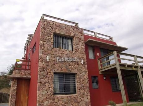 Alquiler  Temporada Ideal Familia Ala Moana Punta Del Diablo