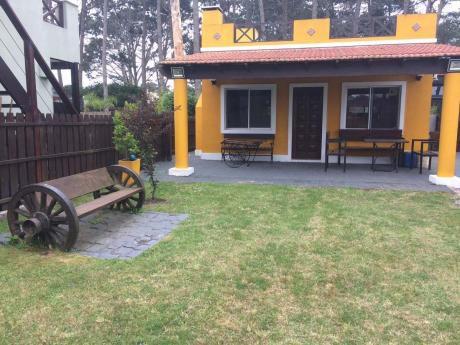 Alquilo Casa Monoambiente Ideal Pareja Con 2 Niños !!!