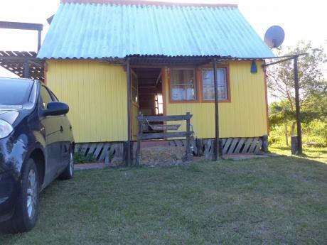 Cabaña, Punta Rubia, Cerca De La Pedrera