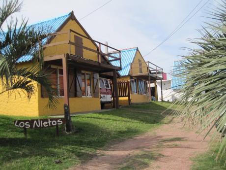 Alquiler De Cabañas Punta De Diablo  Los Nietos