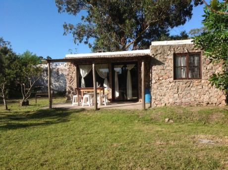 Casa En Punta Rubia La Pedrera Rocha