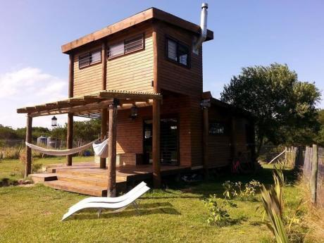 Caserito Punta Rubia (se Aceptan Mascotas)