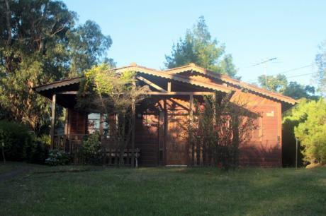 Cabaña En La Floresta Alquiler Por Temporada.