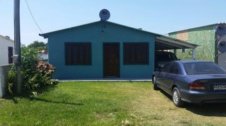 Casas En Alquiler Temporada Chuy - Zona Brasilera (alvorada)