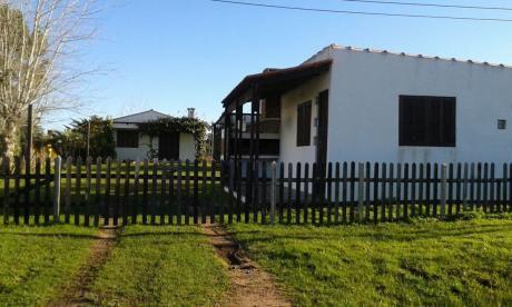 Casa Para 5 Persona - Otra Para 3 Barra De Chuy Uruguay