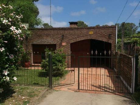 Alquilo Casa Durante Todo El Año San Luis. $2200 P/Dí
